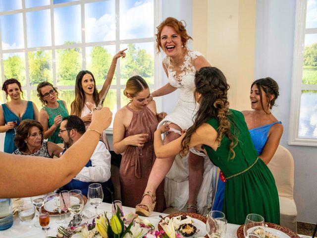 La boda de Pedro y Noelia en Santa Amalia, Badajoz 7