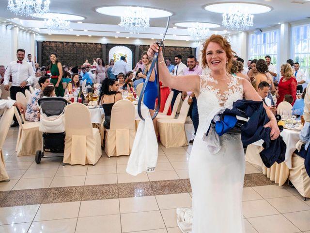 La boda de Pedro y Noelia en Santa Amalia, Badajoz 8