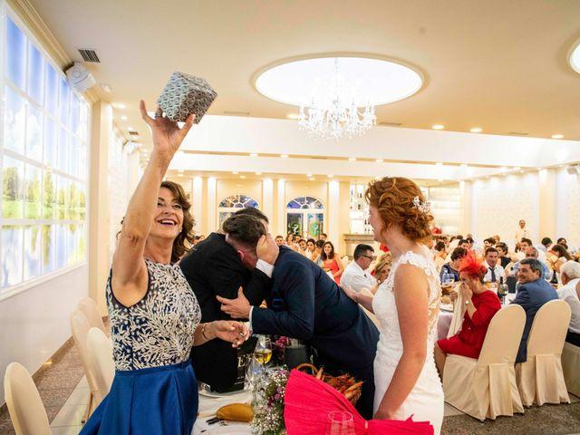 La boda de Pedro y Noelia en Santa Amalia, Badajoz 10