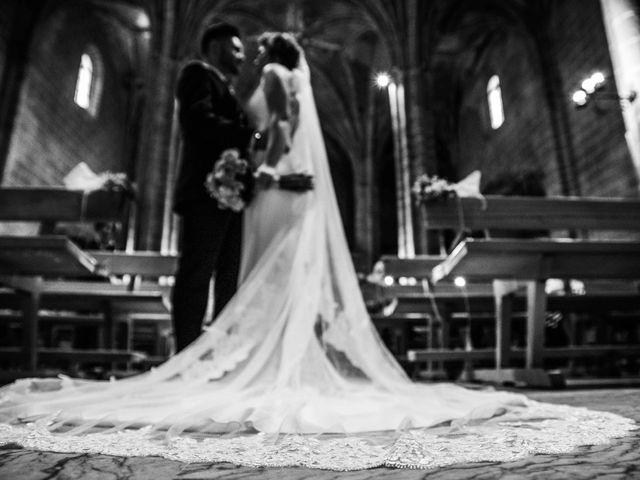 La boda de Pedro y Noelia en Santa Amalia, Badajoz 18