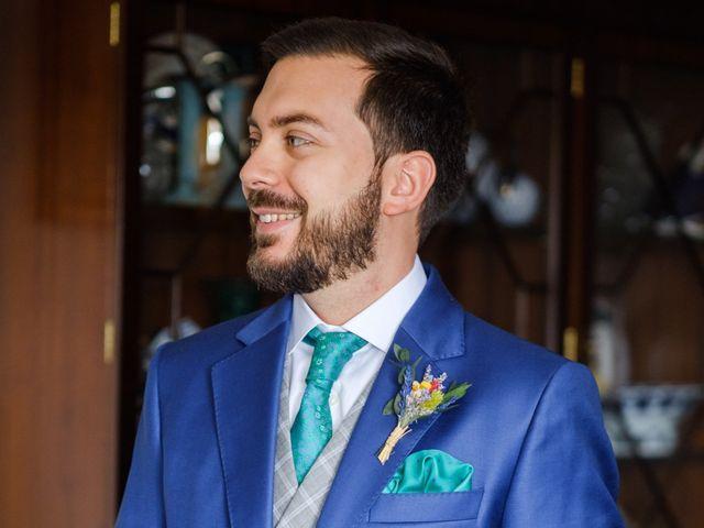 La boda de Javier y Clara en Collado Villalba, Madrid 14