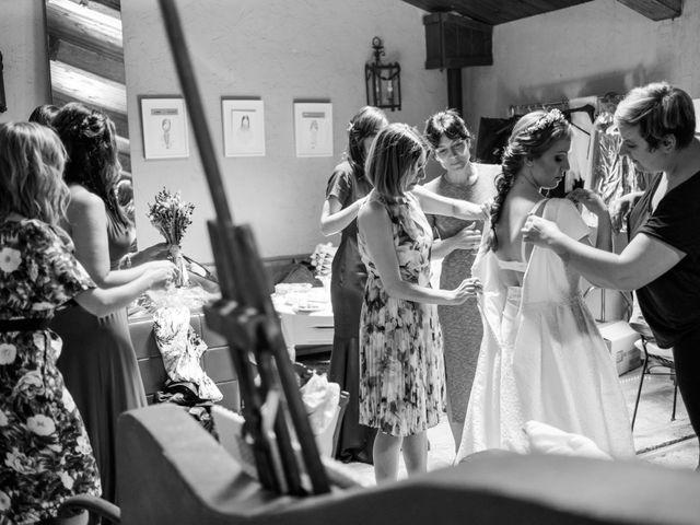 La boda de Javier y Clara en Collado Villalba, Madrid 27