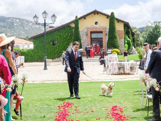 La boda de Javier y Clara en Collado Villalba, Madrid 34
