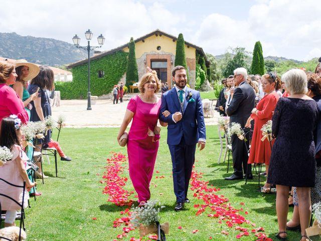 La boda de Javier y Clara en Collado Villalba, Madrid 37