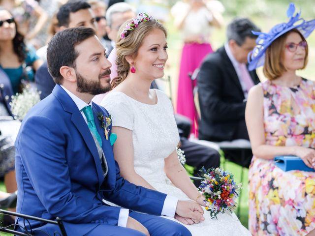 La boda de Javier y Clara en Collado Villalba, Madrid 42