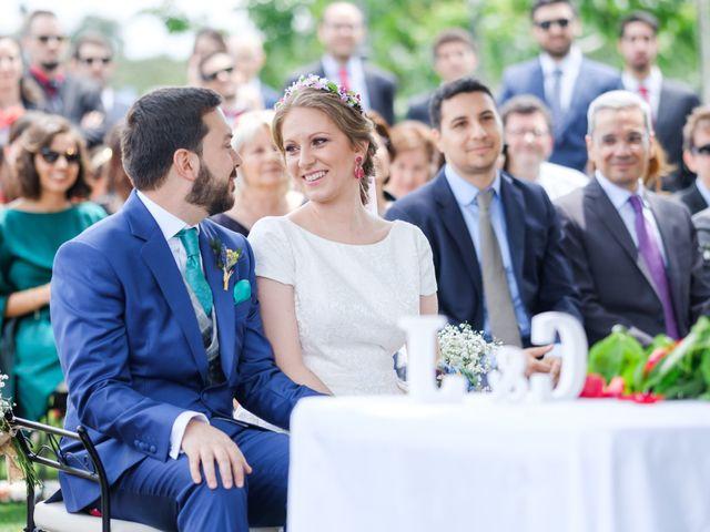 La boda de Javier y Clara en Collado Villalba, Madrid 44