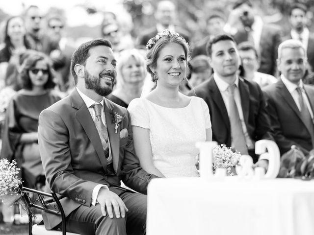 La boda de Javier y Clara en Collado Villalba, Madrid 45