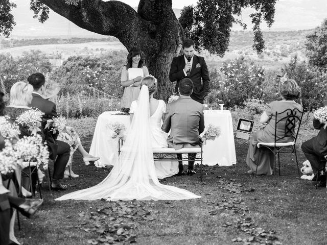 La boda de Javier y Clara en Collado Villalba, Madrid 46