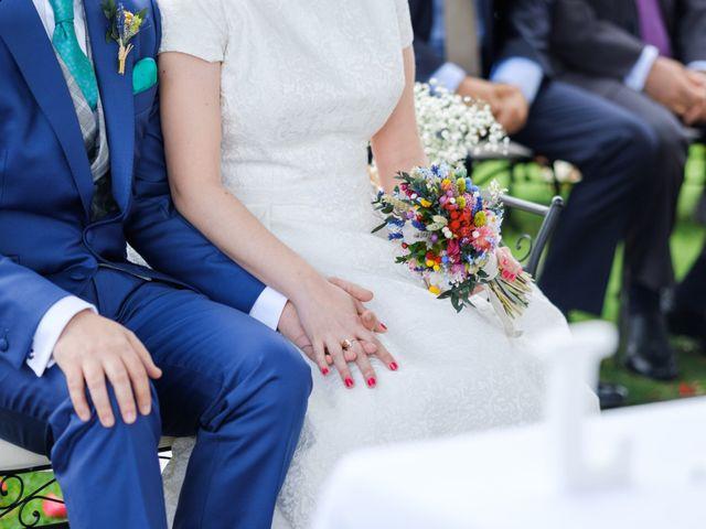 La boda de Javier y Clara en Collado Villalba, Madrid 48