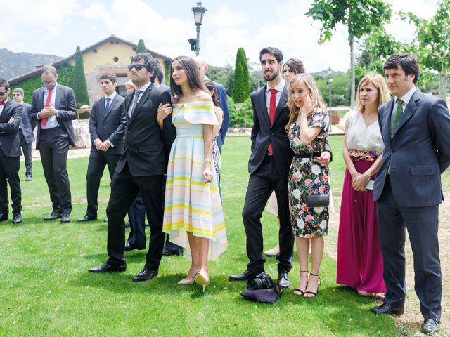 La boda de Javier y Clara en Collado Villalba, Madrid 51
