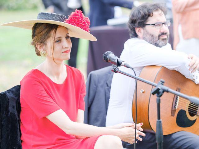La boda de Javier y Clara en Collado Villalba, Madrid 54