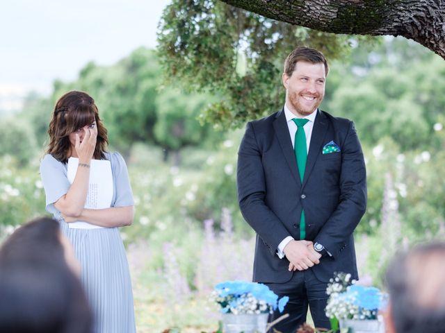 La boda de Javier y Clara en Collado Villalba, Madrid 55