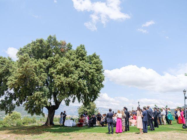 La boda de Javier y Clara en Collado Villalba, Madrid 56