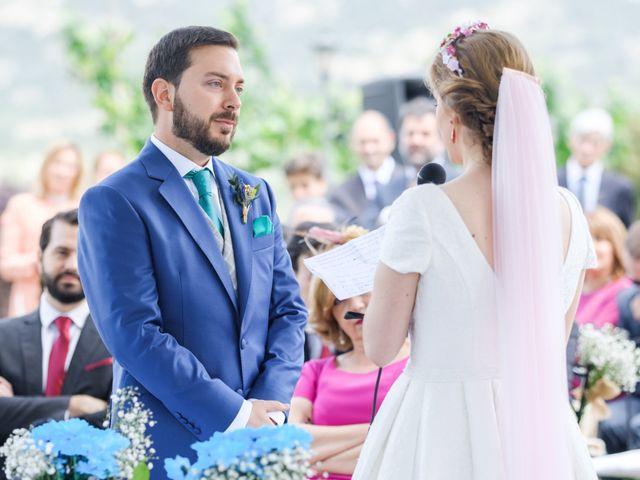 La boda de Javier y Clara en Collado Villalba, Madrid 59