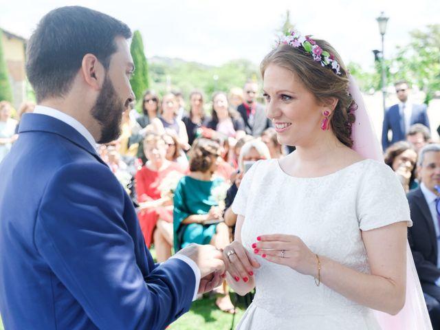 La boda de Javier y Clara en Collado Villalba, Madrid 62