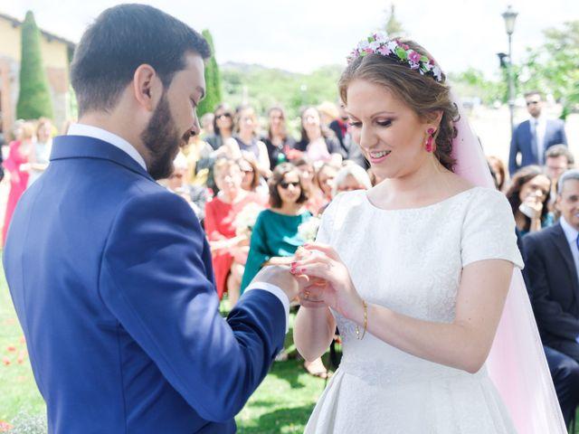 La boda de Javier y Clara en Collado Villalba, Madrid 63