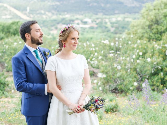 La boda de Javier y Clara en Collado Villalba, Madrid 71
