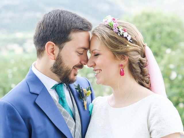 La boda de Clara y Javier