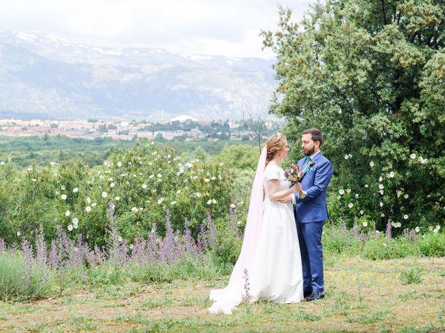 La boda de Javier y Clara en Collado Villalba, Madrid 76