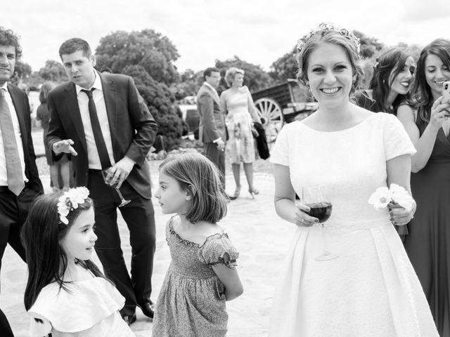 La boda de Javier y Clara en Collado Villalba, Madrid 80
