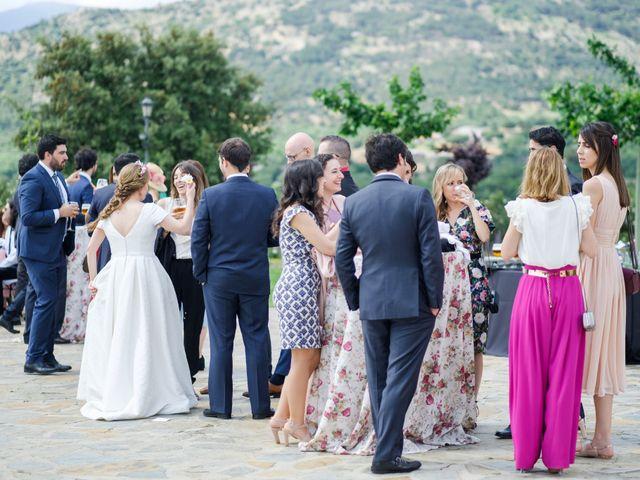 La boda de Javier y Clara en Collado Villalba, Madrid 82