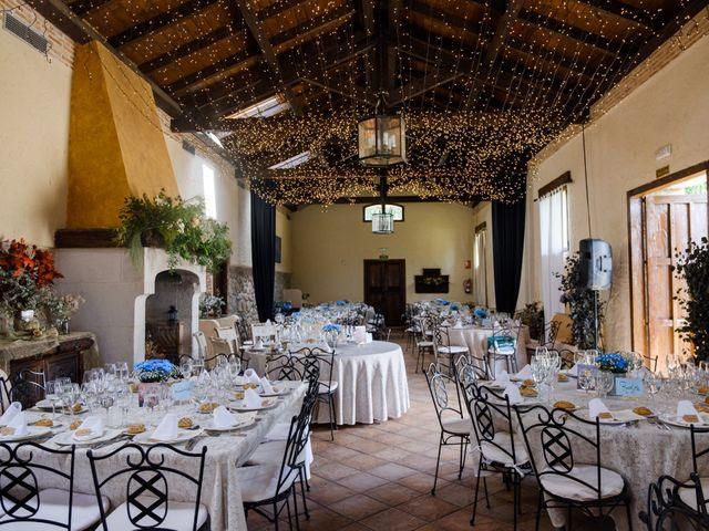 La boda de Javier y Clara en Collado Villalba, Madrid 83