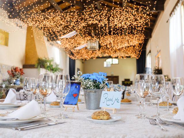 La boda de Javier y Clara en Collado Villalba, Madrid 87