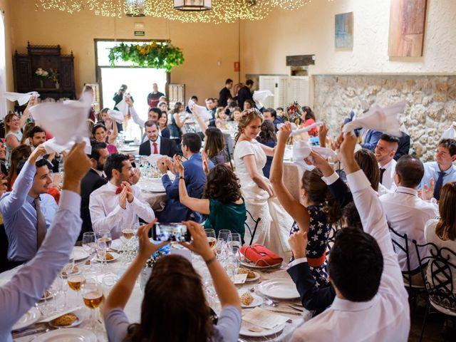 La boda de Javier y Clara en Collado Villalba, Madrid 91