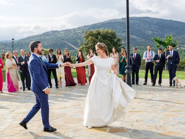 La boda de Javier y Clara en Collado Villalba, Madrid 98