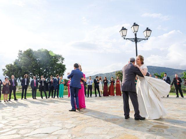 La boda de Javier y Clara en Collado Villalba, Madrid 99