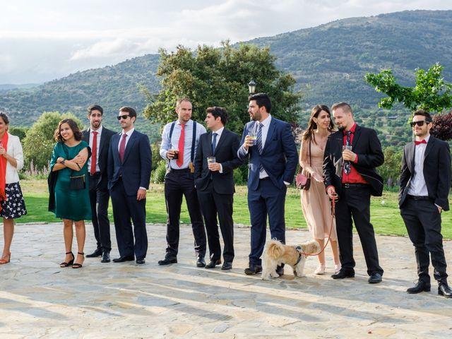 La boda de Javier y Clara en Collado Villalba, Madrid 100