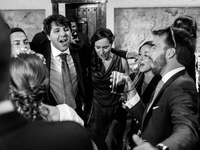 La boda de Javier y Clara en Collado Villalba, Madrid 101