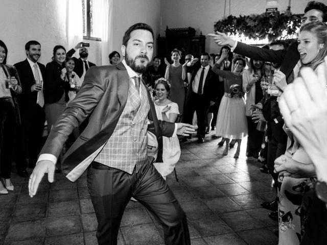 La boda de Javier y Clara en Collado Villalba, Madrid 103