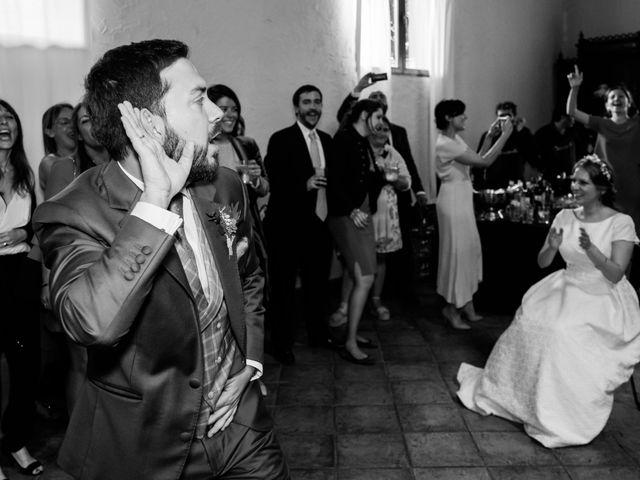 La boda de Javier y Clara en Collado Villalba, Madrid 104