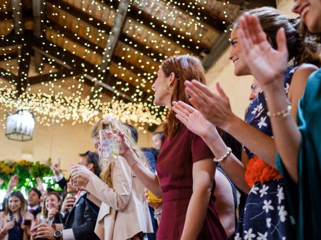 La boda de Javier y Clara en Collado Villalba, Madrid 105