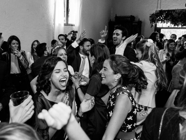 La boda de Javier y Clara en Collado Villalba, Madrid 106