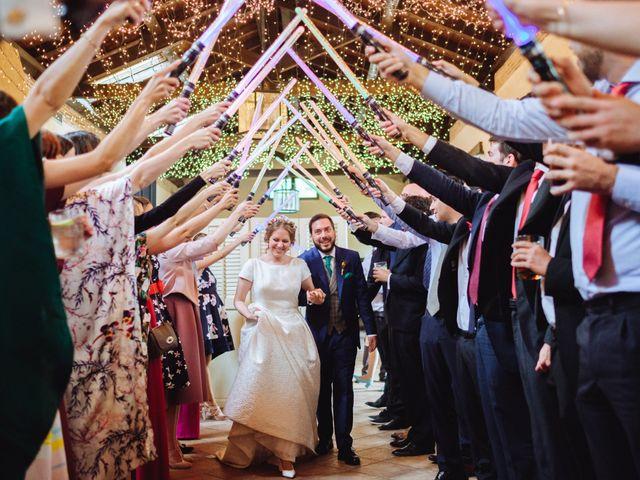 La boda de Javier y Clara en Collado Villalba, Madrid 109