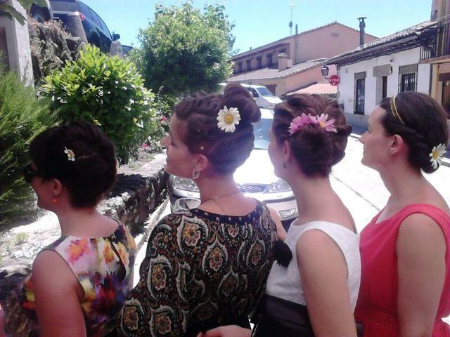 La boda de Lorena y Diego en Cuevas Del Valle, Ávila 4