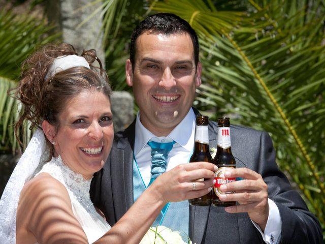 La boda de Lorena y Diego en Cuevas Del Valle, Ávila 5