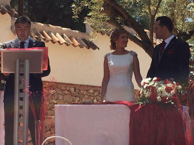 La boda de Juan José  y Laura en Navas De San Juan, Jaén 6