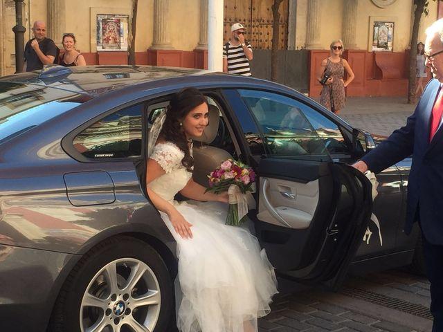 La boda de Beatriz y Javier en Sevilla, Sevilla 1
