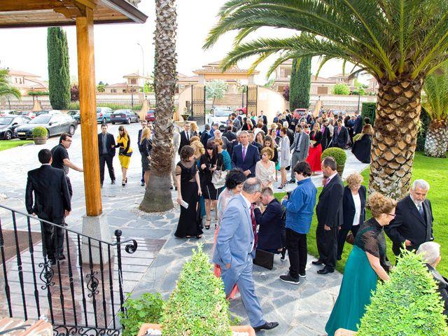 La boda de Luis Eduardo y Patricia en Cubas De La Sagra, Madrid 8