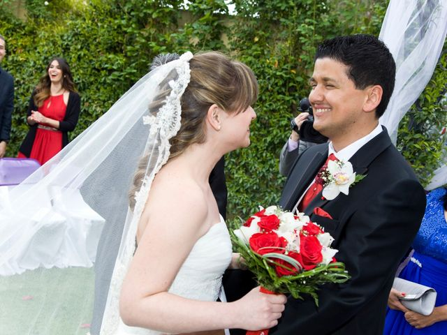 La boda de Luis Eduardo y Patricia en Cubas De La Sagra, Madrid 12