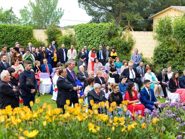 La boda de Luis Eduardo y Patricia en Cubas De La Sagra, Madrid 1