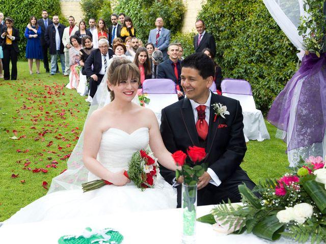 La boda de Luis Eduardo y Patricia en Cubas De La Sagra, Madrid 13