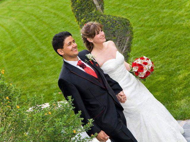 La boda de Luis Eduardo y Patricia en Cubas De La Sagra, Madrid 17