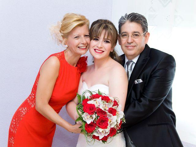 La boda de Luis Eduardo y Patricia en Cubas De La Sagra, Madrid 25