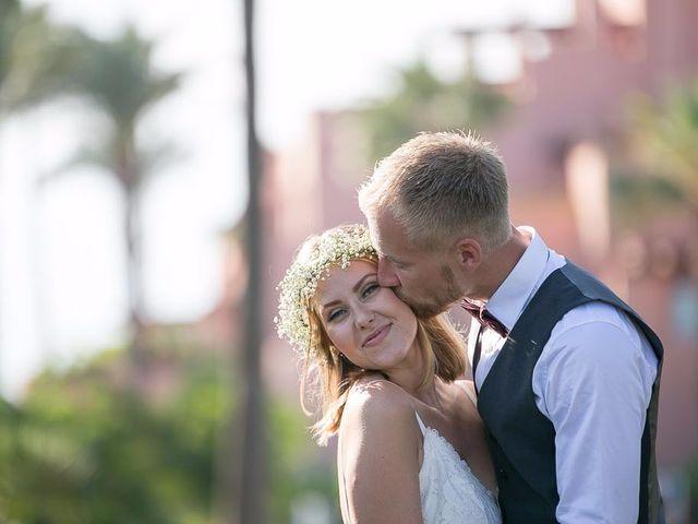 La boda de Helena y Sven
