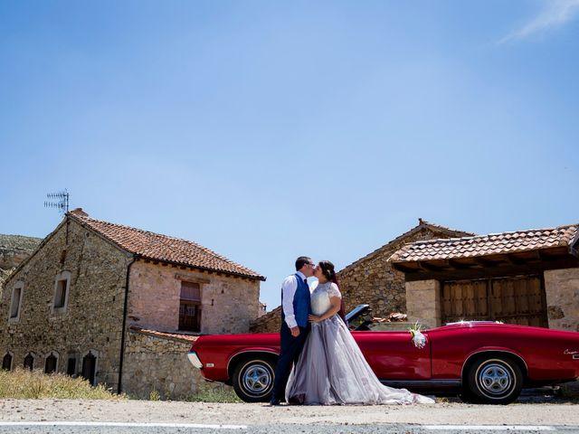 La boda de Jose Manuel y Libertad en Requijada, Segovia 11