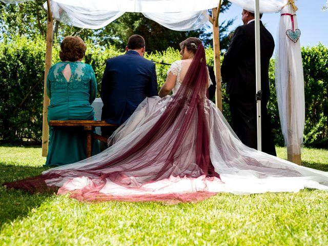 La boda de Jose Manuel y Libertad en Requijada, Segovia 12